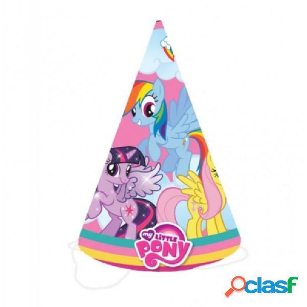 8 cappellini my little pony 998474