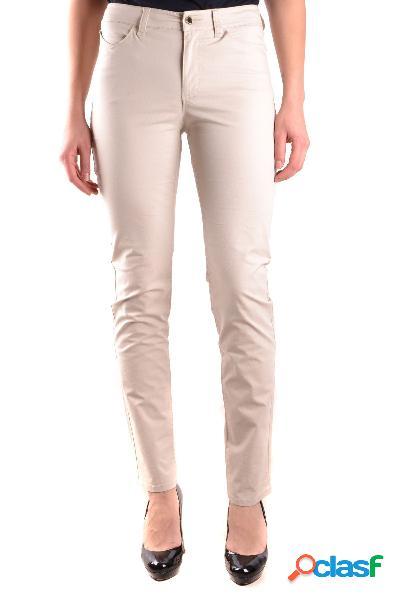 Armani jeans jeans donna mcbi31200 cotone beige