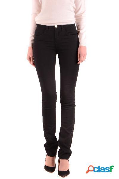 Armani jeans jeans donna mcbi36780 cotone nero