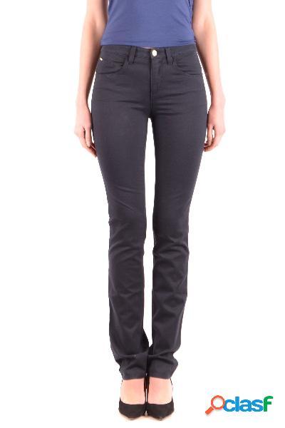 Armani jeans jeans donna mcbi36782 cotone blu