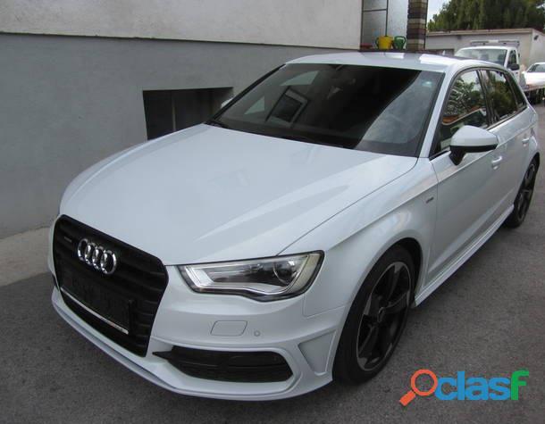 Audi A3 SB quattro Sport 2.0 TDI DPF