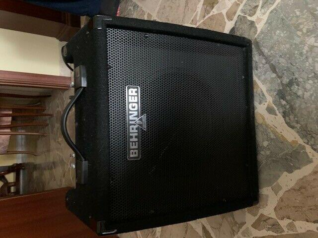 Amplificatore behringer k-450 fx.