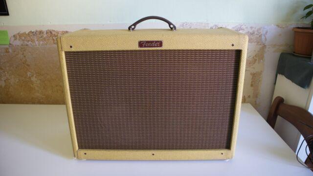 Amplificatore valvolare Fender fender blues deluxe reissue