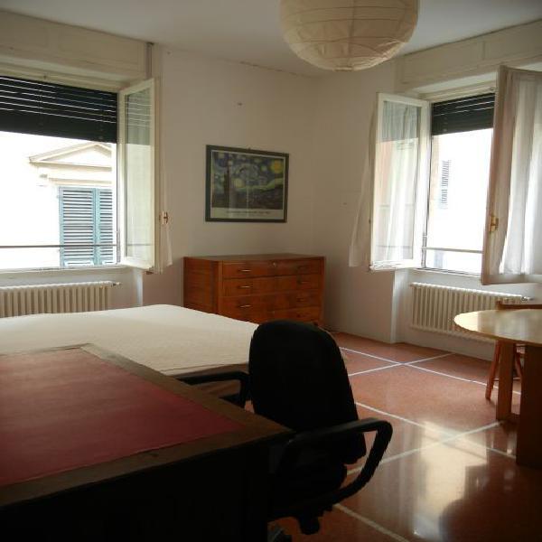 Appartamento arredato, 4 camere singole, situato in via