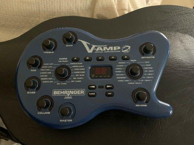 Behringer pedale multieffetto vamp 2.