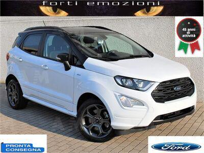 Ford EcoSport 1.0 EcoBoost 100 CV ST-Line Usata a Gualtieri
