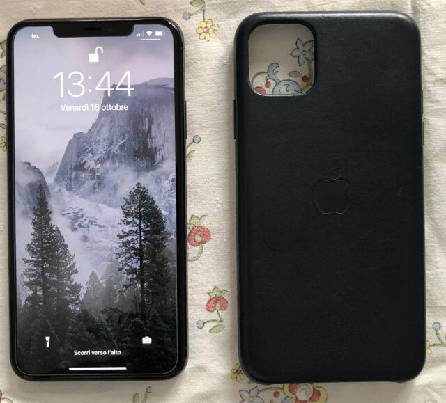 Iphone 11 pro max 256gb verde foresta