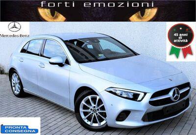 Mercedes-Benz Classe A 180 d Automatic Sport Usata a
