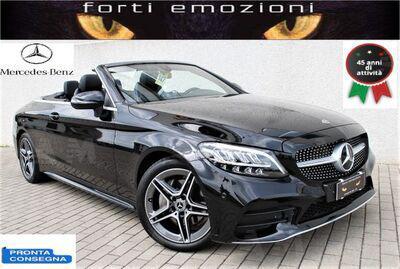 Mercedes-Benz Classe C Cabrio 200 Auto EQ-Boost Cabrio