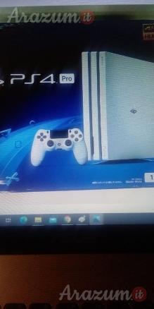Sony playstation(r) 4 ps4 pro gioco