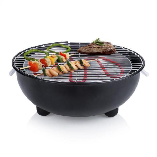 Tristar Barbecue Elettrico da Tavolo BQ-2880 1250 W 30 cm