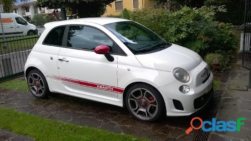 Fiat Abarth 500 potenziata