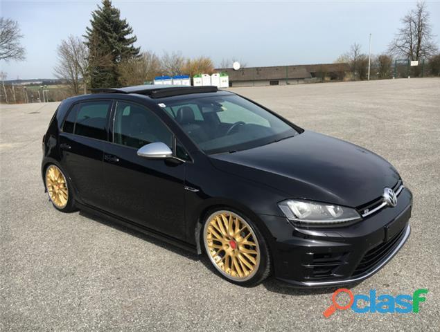 Volkswagen Golf R 2.0 TSI DSG 4MOtion