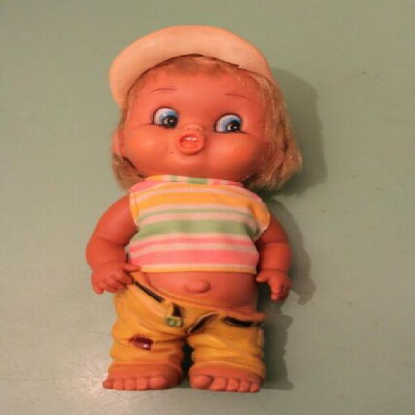 Bambola punk monello vintage doll misura 30 cm rara