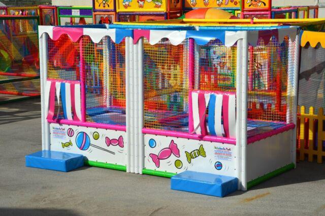 Fabbrica gioco gonfiabile per bambini scivolo playground