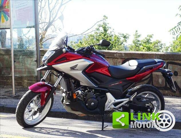 Honda nc 750 x dct abs