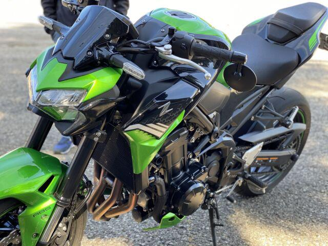 Kawasaki z900 2020 nuovo