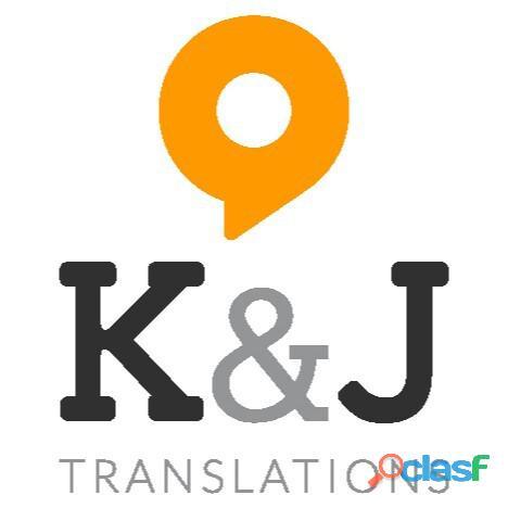 Agenzia di traduzioni K&J Translations