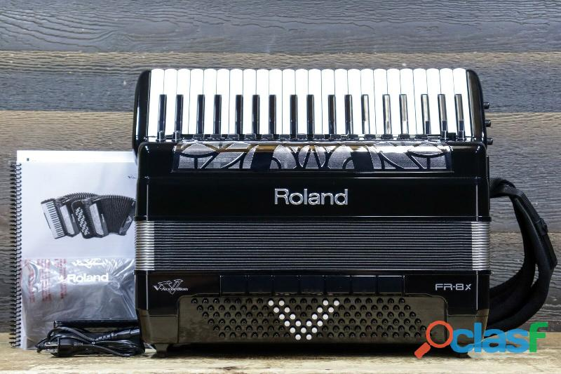 Fisarmonica pianoforte digitale Roland FR 8X