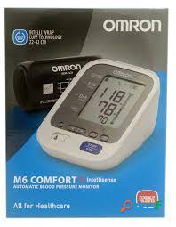 Omron m6 comfort intellisense misuratore pressione automatico