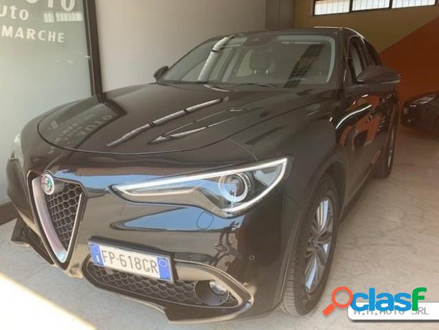 Alfa romeo stelvio diesel in vendita a montesilvano (pescara)