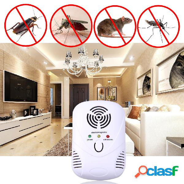 Elettronica mouse uccidere mouse trappola di scarafaggio zanzara repeller insetti ratti ragno contro