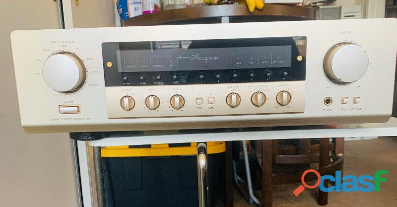 preamplificatore accuphase CX 260