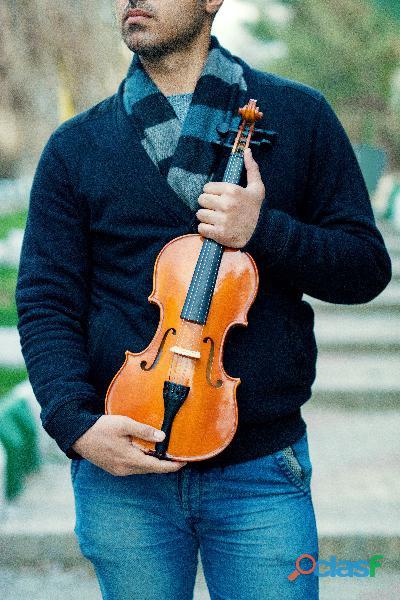 Violinista professionista