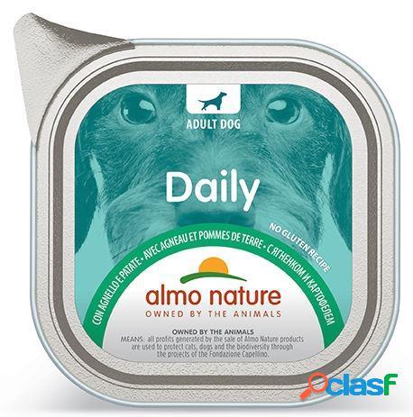 Almo nature daily menu pfc per cani gr 300 con tacchino e zucchine