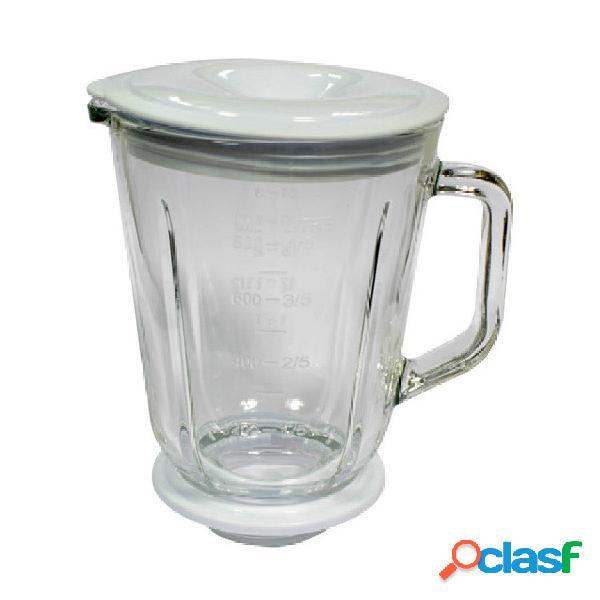 Bicchiere frullatore imetec dolcevita + coperchio v01380