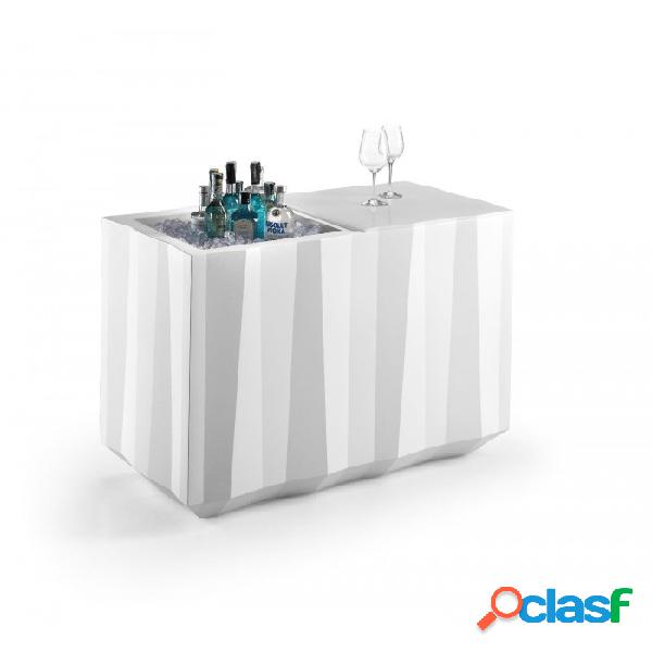 Plust frozen catering counter
