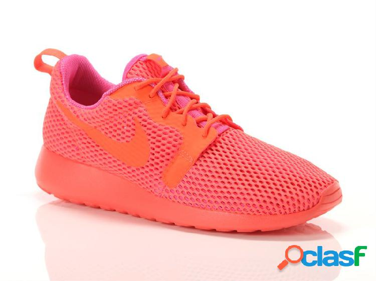Nike wmns roshe one hyp br total crimson, 42, 36½, 37½, 38½, 39, 40, 40½, 41 donna, nero