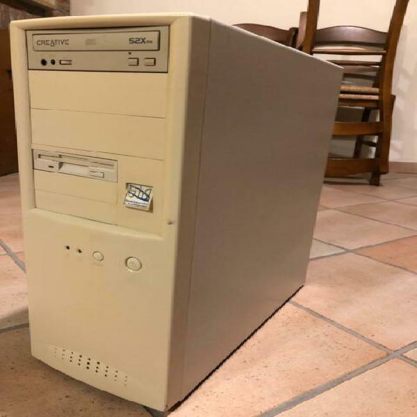 Computer pc windows 98