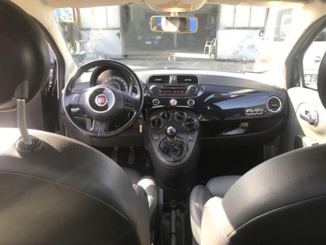 Fiat 500 gpl sport