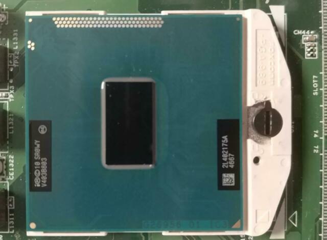 Processore i5-3230m