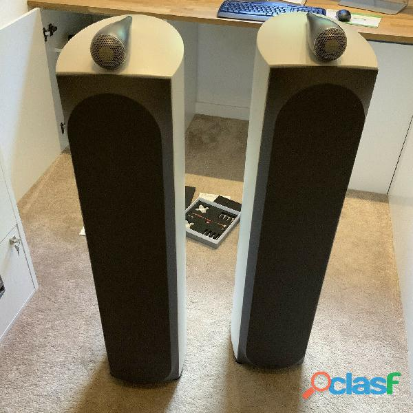 Altoparlanti Bowers & Wilkins 804 D3