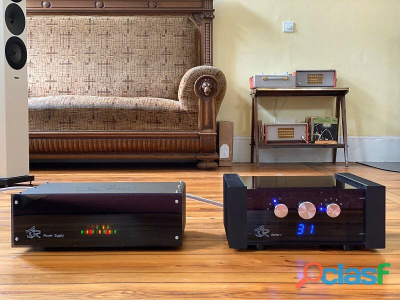 Amplificatore ASR Audio Systeme Emitter
