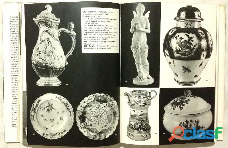 Enciclopedia storica dell'antiquariato Edizione illustrate Accademia, 1977 ottim 2