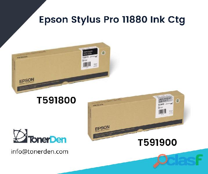 Epson Stylus Pro 11880 Ink Ctg