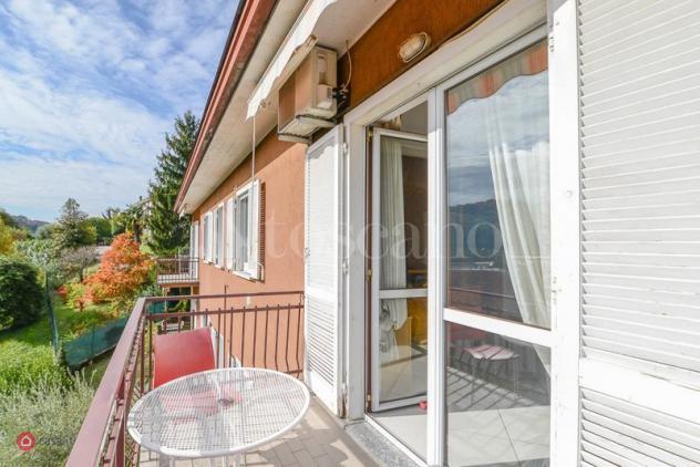 Appartamento di 100mq in via privata mondelli a maslianico