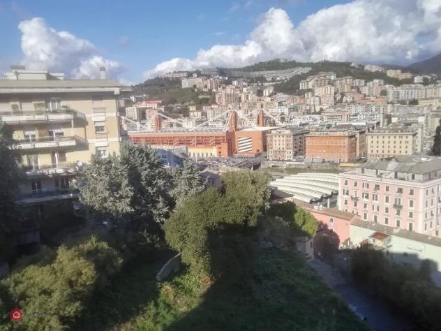 Appartamento di 105mq in via asiago a genova