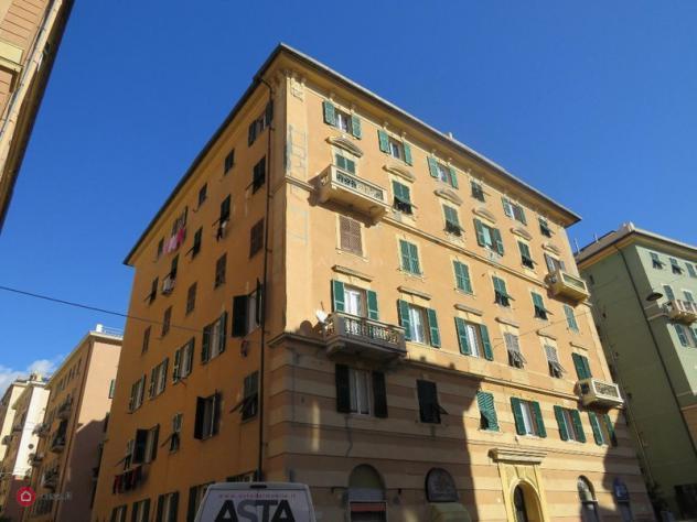 Appartamento di 160mq in via trieste a genova