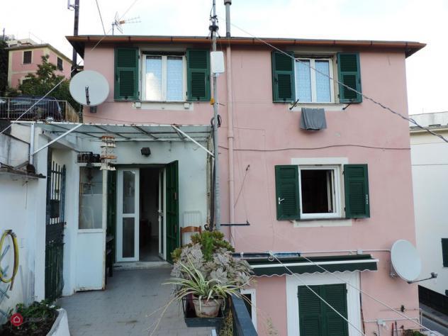 Appartamento di 60mq in via posalunga 102 a genova