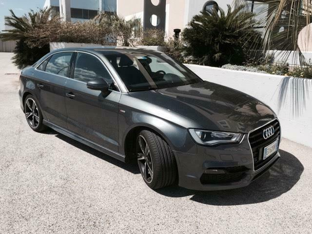 Audi a3 sedan 2.0 tdi s tronic attraction