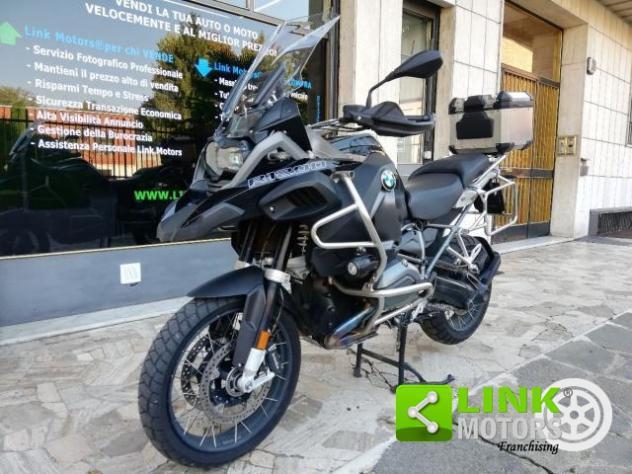 Bmw - R 1200 GS Adventure - Triple Black