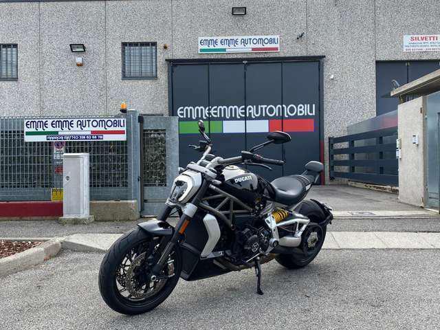Ducati xdiavel s tagliandi km 12.000 pari al nuovo !