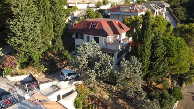 Villa di 220mq in Via Pietra Composta 24 a Formia