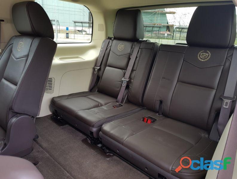 Cadillac Escalade 6.0 V8 Hybrid Platinum 6