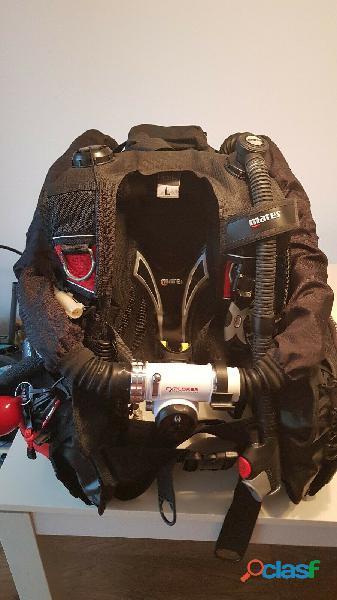 Immersioni Tec rebreather taglia L