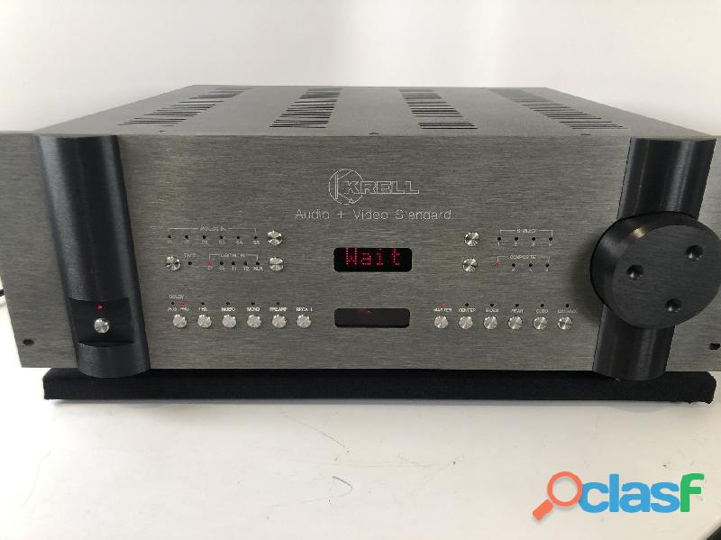 Processore preamplificatore Krell Audio+Video